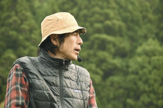 「杜の園芸」代表 矢野智徳さん