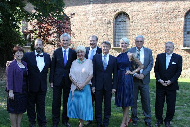 2009-2019 v.l.n.r.: P. Ketelsen, M. Zaghloul, T. Diercks, B. Lamy, M. Munny, P. Kallert, J. Palmersheim, J. Falk, W. Bärwinkel