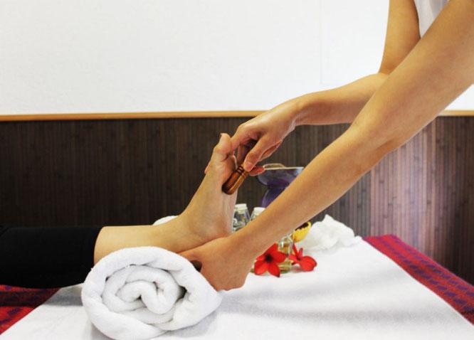 Thai massage haltingen