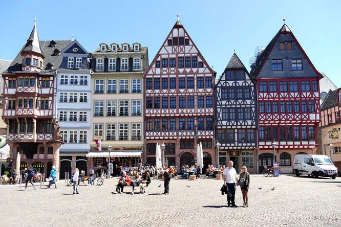 Frankfurt am Main war das Ziel unserer Frühlingsfahrt 2019
