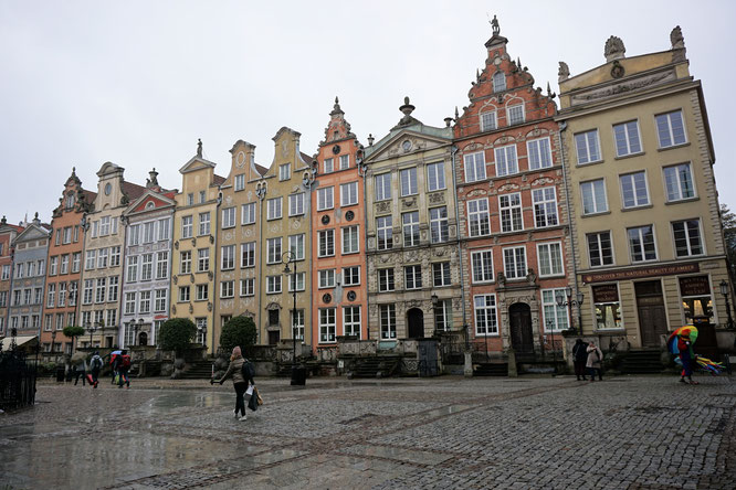 Dreistadt Danzig . Sopot . Gdynia - Tipps für drei Tage Altstadt und Meer