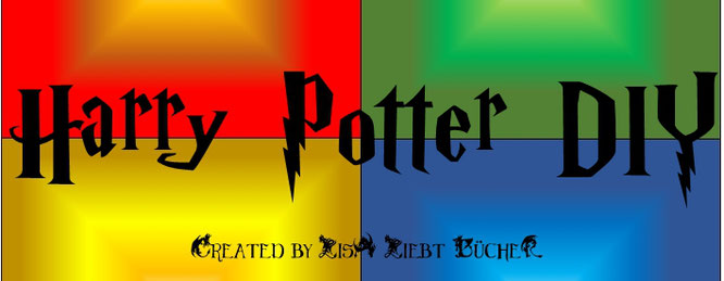 Harry Potter Diy Lisaliebtbuecher