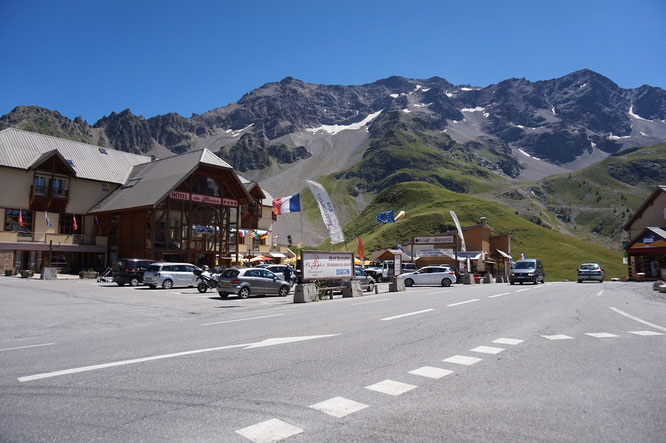 Talstation Galibier
