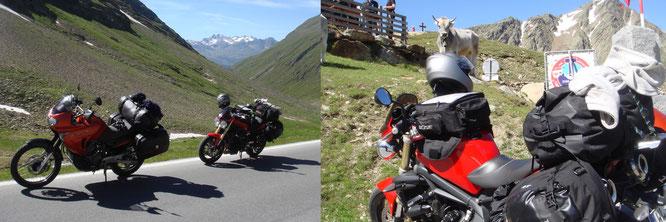 5000 Kilometer Europa - Timmelsjoch