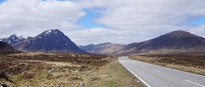 Schottland-Highlands-Glencoe