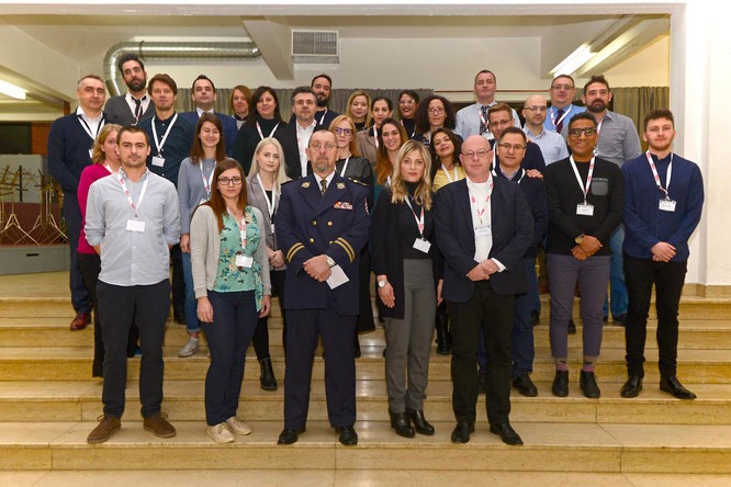 The PROPHETS consortium at Zagreb Police Academy, Croatia