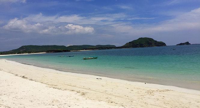 Tanjung Aan, Lombok, Kuta, Beach, Strand