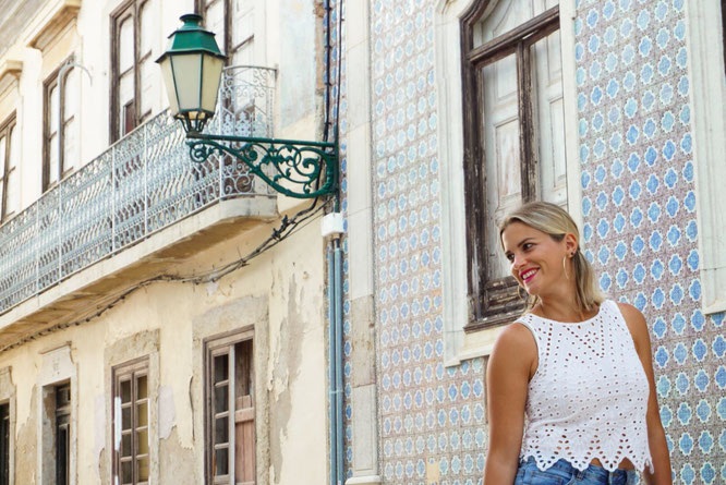 Bummeln durch Faros Altstadt