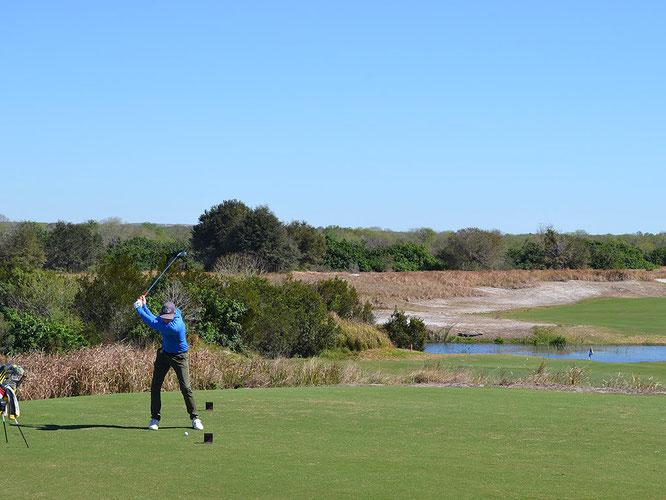 Timo Schlitz von Mein Golf Training