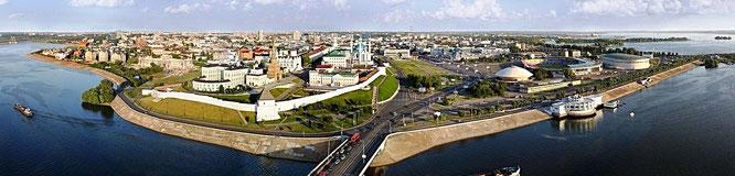 Казань из Белгорода- турфирма МИР