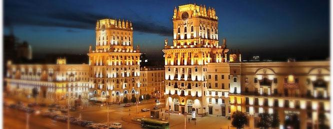 Беларусь - турфирма Мир