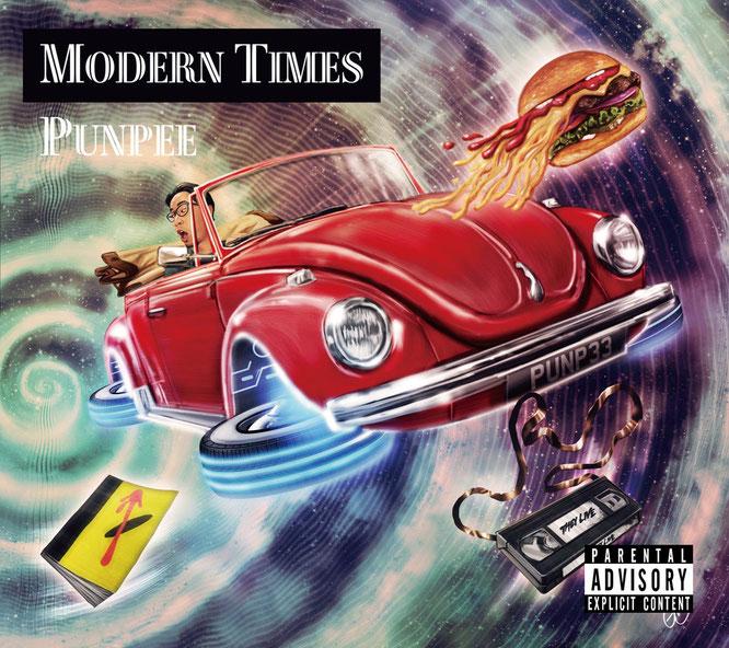 PUNPEE MODERN TIMES