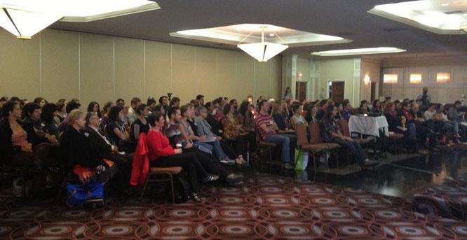 congrès 'écologie de l'enfance' - 4 octobre 2014 - Montréal - tous droits réservés
