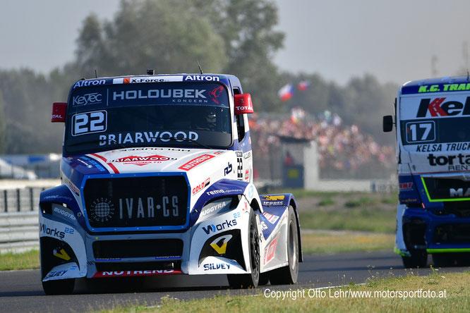 OMV MAXXMOTION TRUCK RACE OF SLOVAKIA + FIA WTCR RACE OF SLOVAKIA