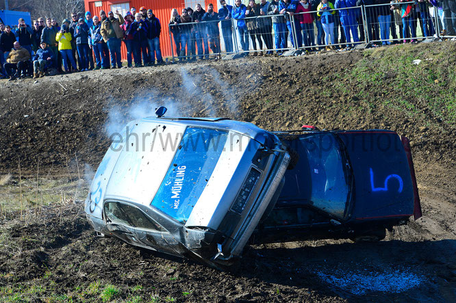 Acker Rallye Loosdorf 13.02.2016