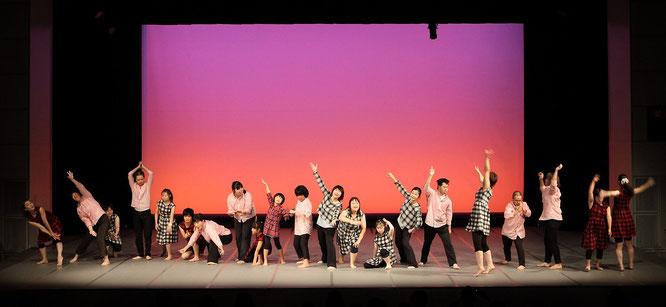 「ネバーギブアップ~なりたい夢に向かって~」ダンスポケット2014秋