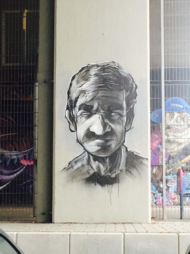 Streetart-Tour Koblenz - Dolce vita gesucht