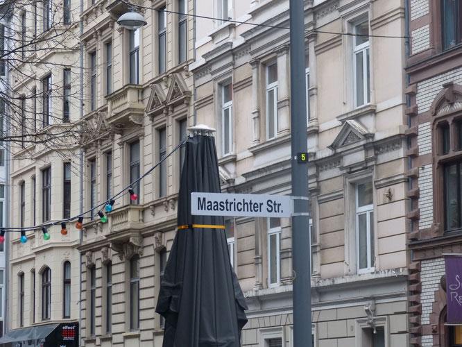 Köln - Belgisches Viertel
