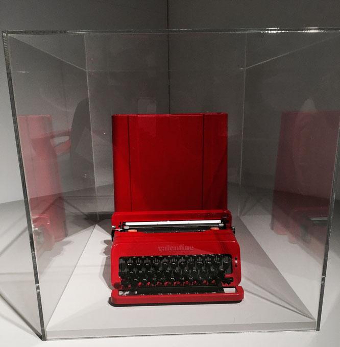 Schreibmaschine von Olivetti
