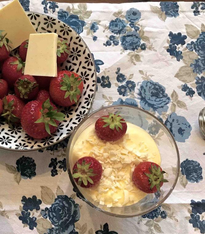 Foodblog - Dolce Vitag gesucht - Mein Rezept für Erdbeer-Tiramisu