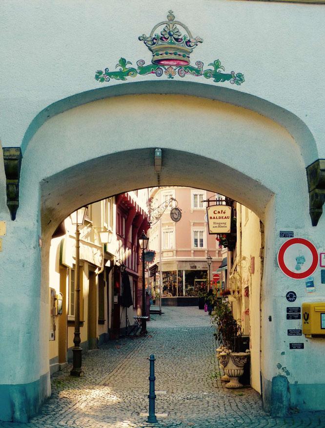 Eine Rheinreise: erster Halt in Boppard!