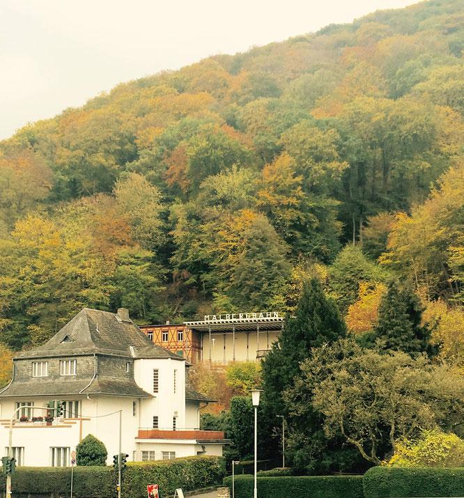 Die Malbergbahn ist ein guter Grund für einen Ausflug nach Bad Ems.