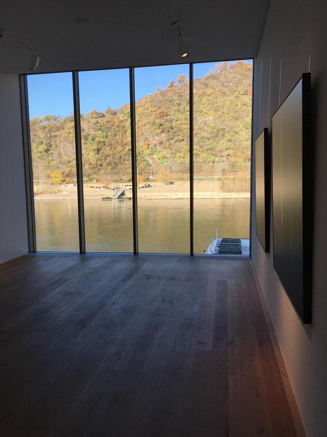 Museum Boppard - Ausblicke auf den Rhein