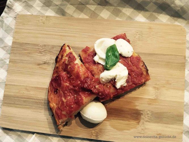 Rezept für Pizza rossa: So einfach und sooo gut.