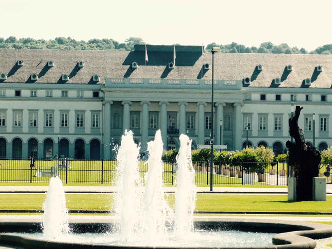 #1 Die schönsten Sehenswürdigkeiten in Koblenz: das kurfürstliche Schloss