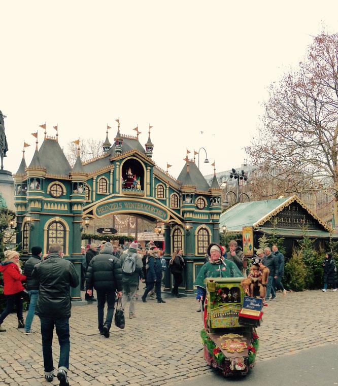 Drei schöne Weihnachtsmärkte in Köln