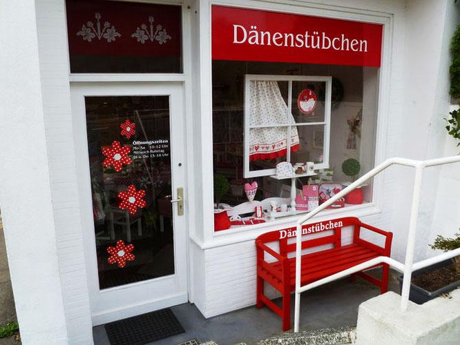 Eingang_Schaufenster_Deko_Dänenstübchen_Salzgitter