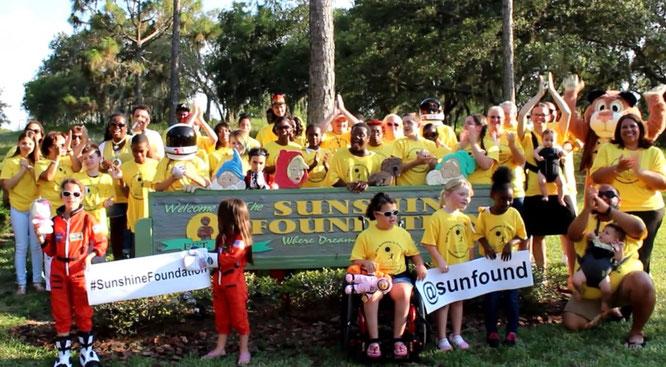 sunshine foundation gala