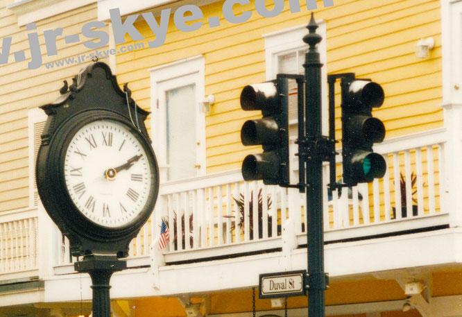 Das Zentrum der Keys: Duval Street, Key West