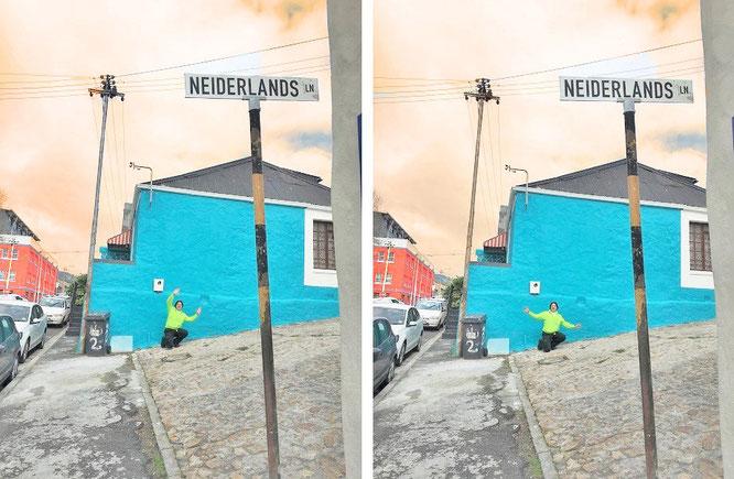 """""""Niederlande: Immer auf der Suche nach Einfluß und Kultur, hier in Kapstadt, Südafrika #Kapholländisch #Afrikaans."""""""