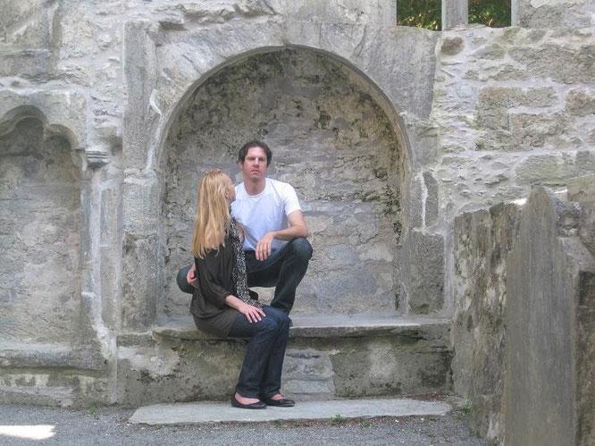 Jörg Kaminski Joerg JR Skye Ireland Irland Killarney Muckross Abbey