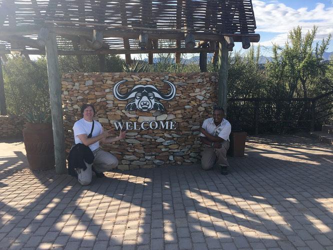 Buffelsdrift Game Lodge, Südafrika. Danke für likes und retweets meiner (Twitter-)Tweets!