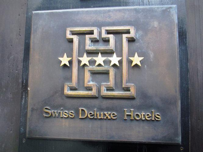 Immer wieder Schweiz...