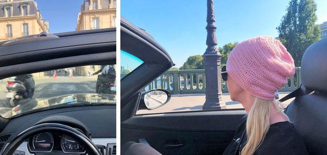 """""""BMW Power - geöffnet durch Paris #Roadster."""""""
