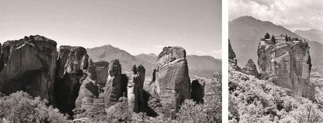 Meteora-Klöster, Thessalien