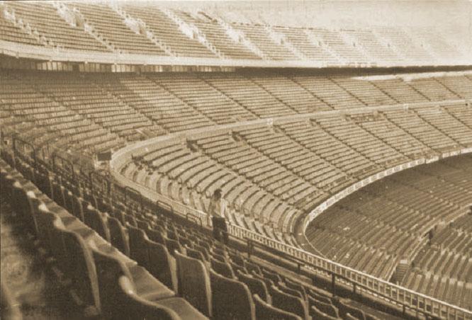 FC Barcelona Nou Camp Fotbol Football Soccer Spanien Real Madrid Athletic Bilbao Primera Division