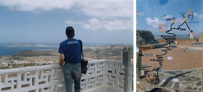 Aussichtspunkte (Miradores) findet Ihr in großer Anzahl auf den Kanaren (hier auf Gran Canaria), auf den Inseln wurde ein komplettes View-Point-System installiert. Die spektakulärsten - bis auf Mirador de Isora auf El Hierro - habe ich allesamt besucht...