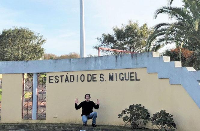 Estádio de São Miguel, Azores