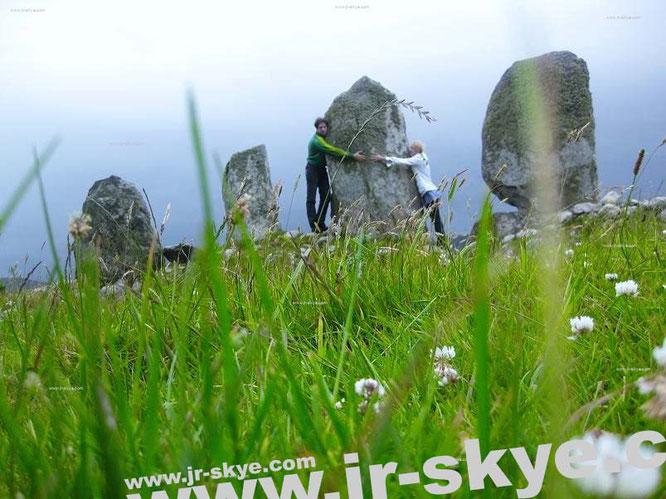 """Stone Row of Eightercua/1.700 BC - Waterville #kerry #Éire ##StoneAge #Ireland #Irland #travel #megalith #prehistoric""..."