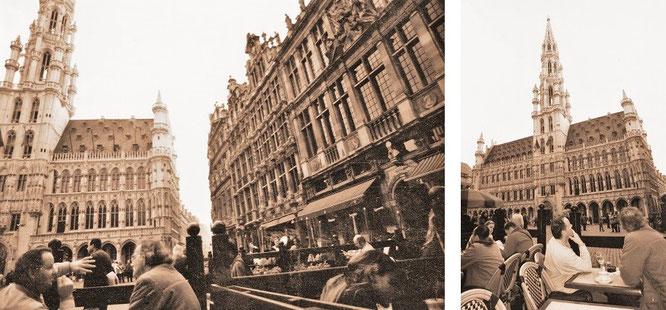 Rathaus Brüssel...
