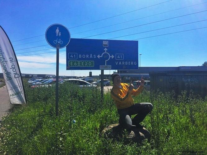 """""""Västra Götalands län, Sweden (58° 18′ 36″ N, 12° 31′ 12″ E)."""""""