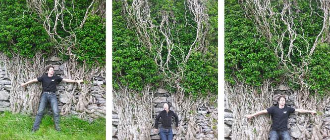 """The Unforgettable Fire: Moydrum Castle, Westmeath, Republic of Ireland."""