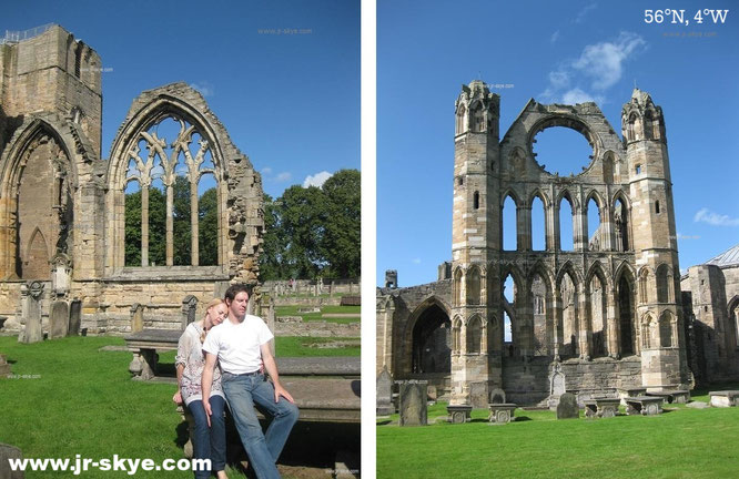 """>No exorciser harm thee! Nor no witchcraft charm thee! Ghost unlaid forbear thee! Nothing ill come near thee! Quiet consummation have; And renowned be thy grave!< William Shakespeare (Francis B.?) - Elgin Cathedral/SCO."""