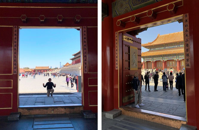 ...the Forbidden City...