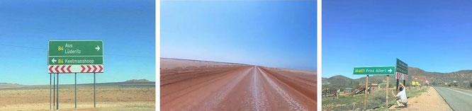 Variante: Süd Afrika - Namibia - Südafrika...