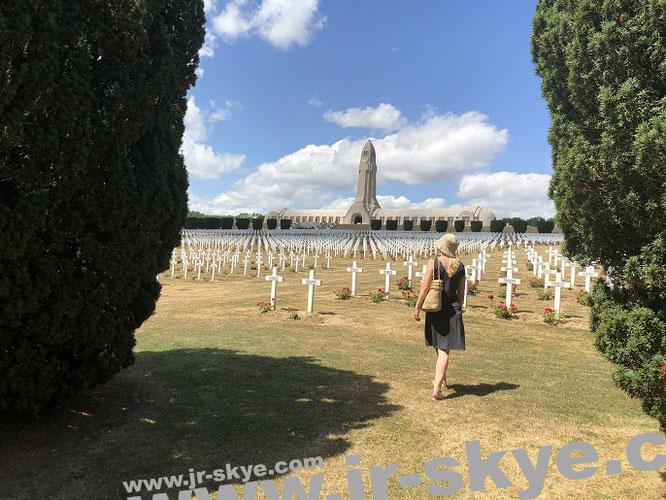 """""""Battlefield of Verdun (02/21/1916 - 12/19/1916)."""""""